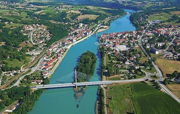 Le fleuve Rhône renaturé devient un atout pour les territoires