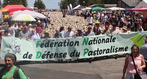 Création Fédération Nationale de Défense du Pastoralisme