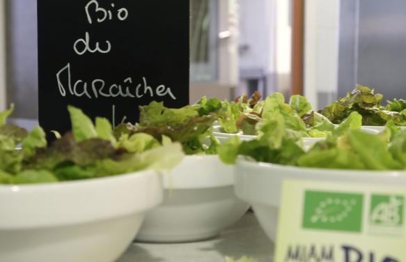 50% de produits bio, de qualité et durables dans la restauration collective à horizon 2022