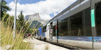 accord de  coopération  entre la Chambre régionale d'agriculture,la FRSEA et SNCF, en  Auvergne-Rhône-Alpes