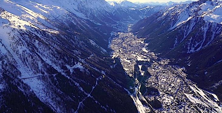 Qualité de l'air: La vallée de Chamonix-Mont-Blanc et GRDF poursuivent leur engagement