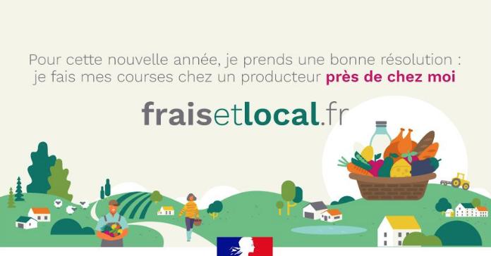 Ouverture de la plateforme « Frais et local »