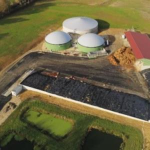 Ain: du gaz 100% renouvelable alimente les foyers bressans