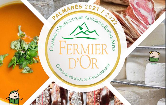 Découvrez la 21 ème promotion des Fermiers d'Or